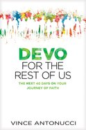 Devo For the Rest of Us eBook