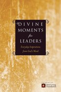 Divine Moments For Leaders eBook
