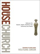 The House Church Book eBook