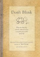 Don't Blink eBook