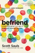 Befriend eBook