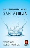 Santa Biblia Ntv (Spanish) eBook