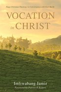 Vocation in Christ eBook