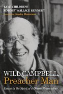 Will Campbell, Preacher Man eBook