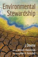 Environmental Stewardship eBook