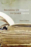 Brushing Up English to Learn Greek eBook