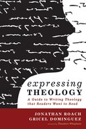 Expressing Theology eBook