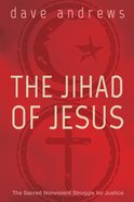 The Jihad of Jesus eBook
