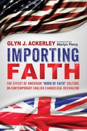 Importing Faith eBook