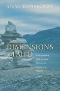 Dimensions of Faith eBook