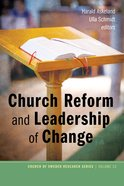 Church Reform and Leadership of Change eBook