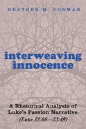 Interweaving Innocence eBook