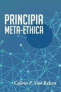 Principia Meta-Ethica eBook