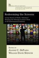 Redeeming the Screens Paperback
