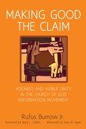 Making Good the Claim eBook