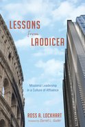 Lessons From Laodicea eBook