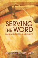 Serving the Word eBook