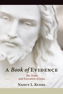 A Book of Evidence eBook