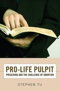 Pro-Life Pulpit eBook