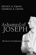 Ashamed of Joseph eBook