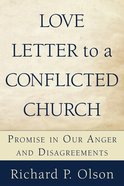 Love Letter to a Conflicted Church eBook