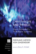 Christian Life and Witness eBook