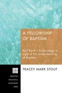 A Fellowship of Baptism eBook