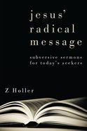 Jesus' Radical Message eBook
