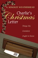 Charlie's Christmas Letter eBook