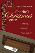 Charlie's Christmas Letter eBook