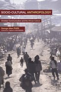 Social-Cultural Anthropology eBook