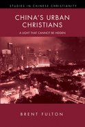 China's Urban Christians eBook