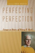 Perfecting Perfection eBook