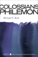 Colossians and Philemon (New Covenant Commentary Series) eBook