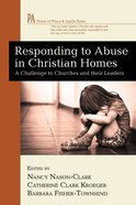 Responding to Abuse in Christian Homes eBook
