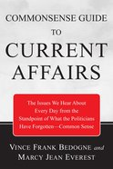 Commonsense Guide to Current Affairs eBook