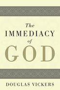 The Immediacy of God eBook
