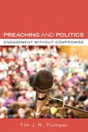 Preaching and Politics eBook
