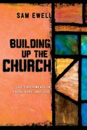 Building Up the Church eBook