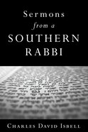 Sermons From a Southern Rabbi eBook