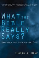 What the Bible Really Says? eBook