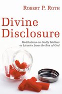 Divine Disclosure eBook