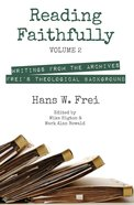 Reading Faithfully (Vol 2) eBook