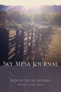 Sky Mesa Journal eBook