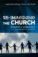 Re-Imagining the Church eBook