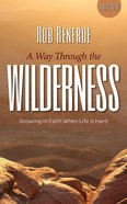 A Way Through the Wilderness Leader Guide eBook