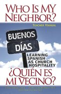 Who is My Neighbor? (Teacher Manual) eBook