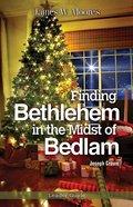 Finding Bethlehem in the Midst of Bedlam Leader Guide eBook