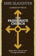 The Passionate Church eBook