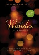The Wonder of Christmas Leader Guide eBook